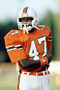 "The Playmaker. One of the forefathers of that winning tradition at the ""U""."